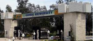 Gomal University Admission