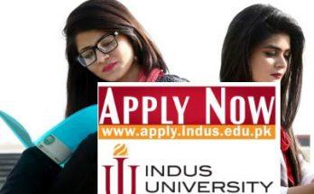 Indus-University-Karachi-Admission