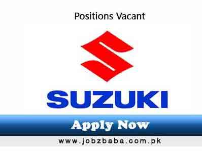 Pak-Suzuki-management-Trainee-Program