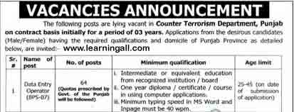 Police-Counter-Terrorism Jobs