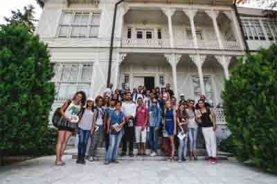 Turkey-Summer-Exchange-Program