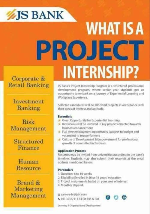 JS-Bank-Project-Internship