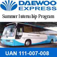 Daewoo-Pakistan-Summer-Internship-Program