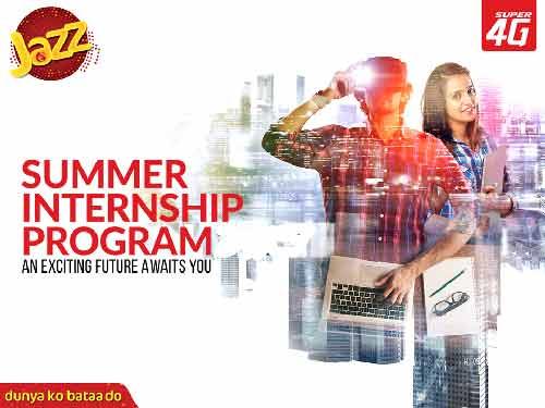 Jazz-Summer-Internship-Program
