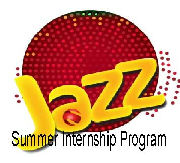 Jazz Summer Internship Program 2018 Application Deadline