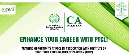 PTCL-CA-Pakistan-Training-Program