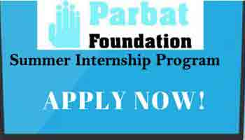 Parbat-Foundation-Summer-Internship-Program