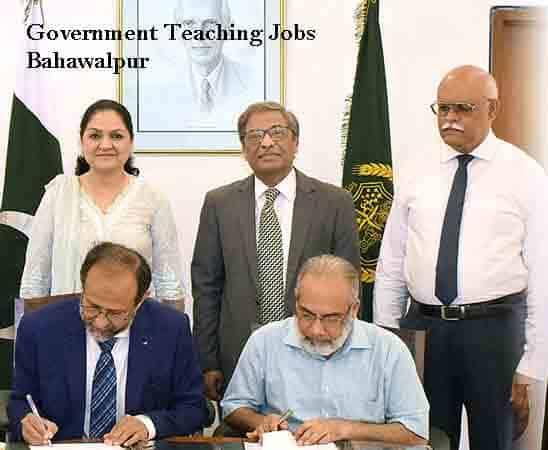 Government Sadiq College Women University Bahawalpur Jobs 2018