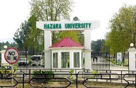 Hazara University Mansehra Admission