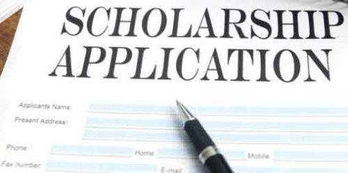 FATA-Political-Agent-Scholarship-Form