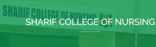 Sharif-College-of-Nursing-Admission