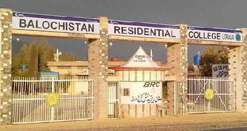 Balochistan-Residential-College-Admissions