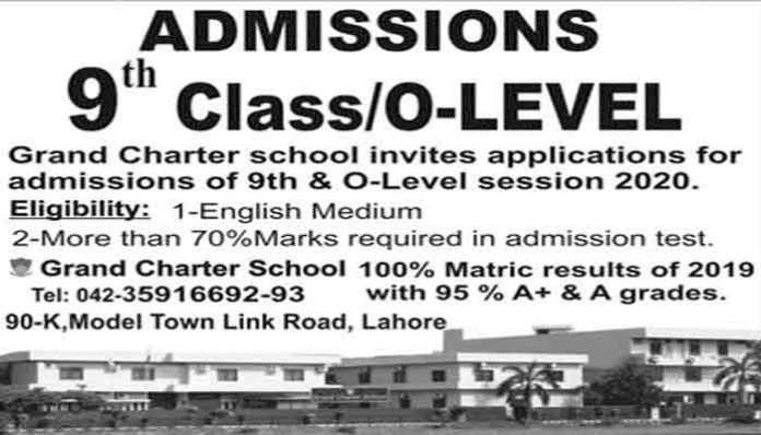 Grand-Charter-School-College-Lahore-Admissions