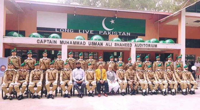 Pakistan-Scouts-Cadet