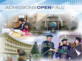 Bahria-University-Admissions-Schedule