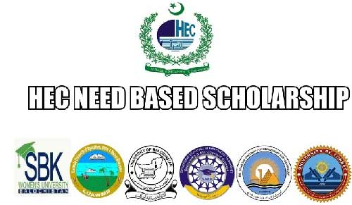 HEC-Need-Based-Scholarships