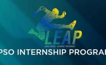 PSO-Internship-Program