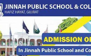Jinnah-Public-College-Admissions