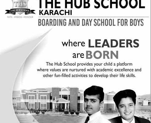 The-Hub-School-Karachi-Admission