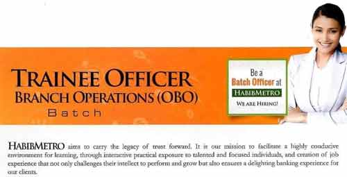 Habib-Matro-Bank-Trainee Jobs