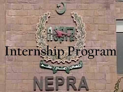 NEPRA Islamabad Internship Program 2019 Application Form