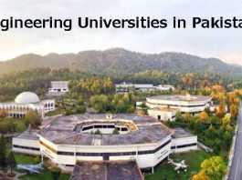Best-Engineering-Universities in Pakistan
