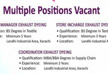 Lucky-Textile-Jobs-in-Karachi