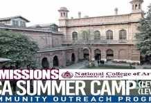 NCA-Summer-Courses