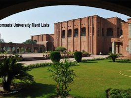 Comsats-University-Merit-Lists