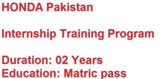Honda-Pakistan-Internship-Program-2020