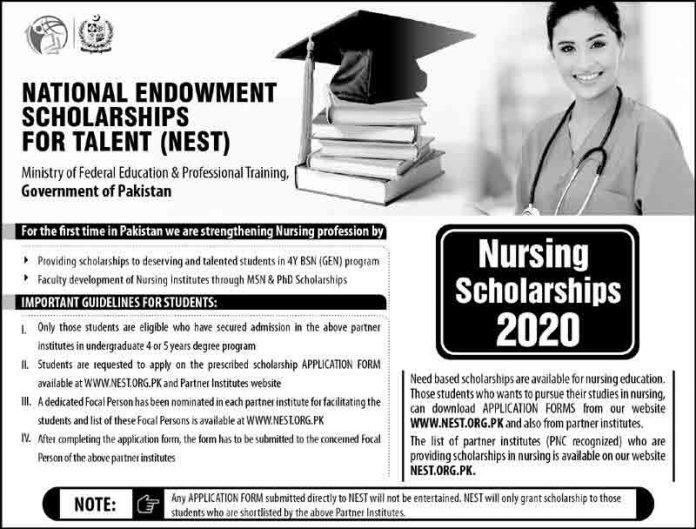 NEST-Nursing-Scholarships-2020