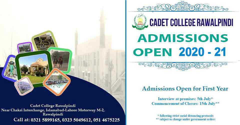 Cadet-College-Rawalpindi-Admission-Entry-Test