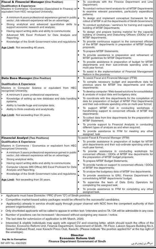 Sindh-Govt-Jobs-2020-Application-Form