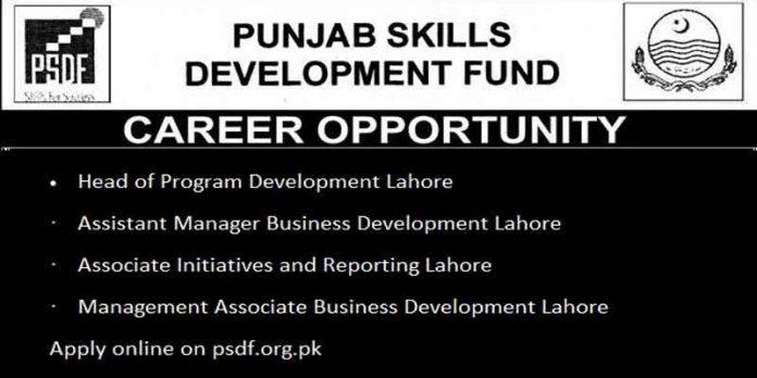 PSDF-Lahore-Jobs-2020