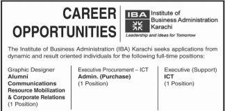 IBA-Karachi-Jobs-2020