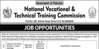 Government-Jobs-Islamabad-2020