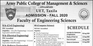Army-Public-College-apcoms-Rawalpindi-Admission-2020