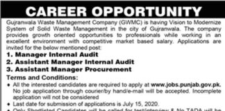 Gujranwala-Waste-Management-Company-Jobs-2020