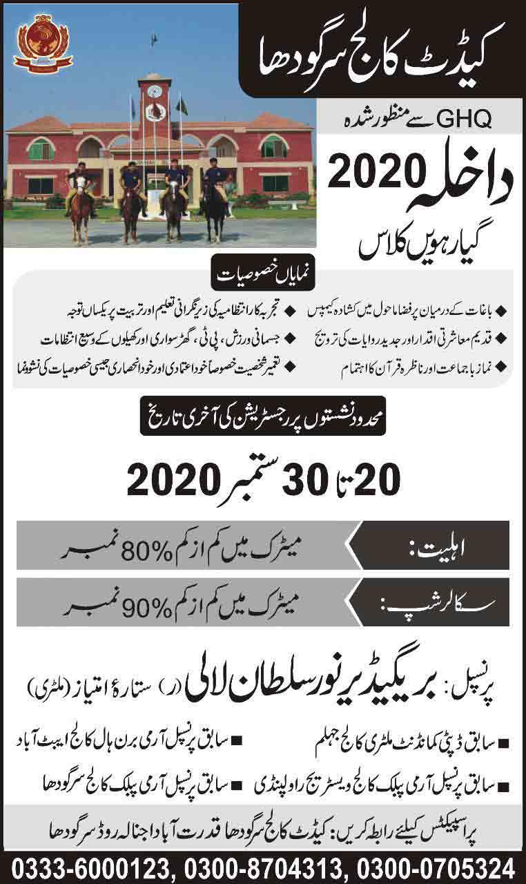 Cadet-College-Sargodha-September-2020