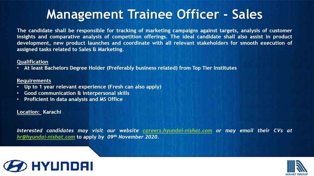 Hyundai-Pakistan-Management-Trainee-2020