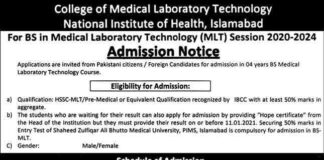 BS-Medical-Laboratory-Technology-Admission-2021