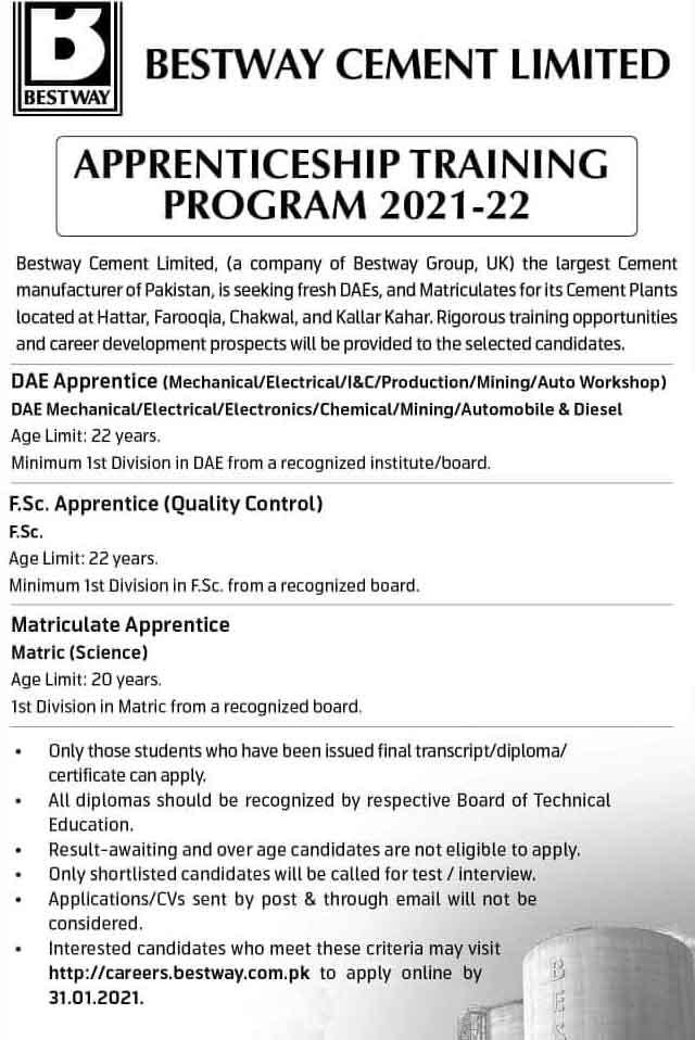 Bestway-Cement-Apprenticeship-2021