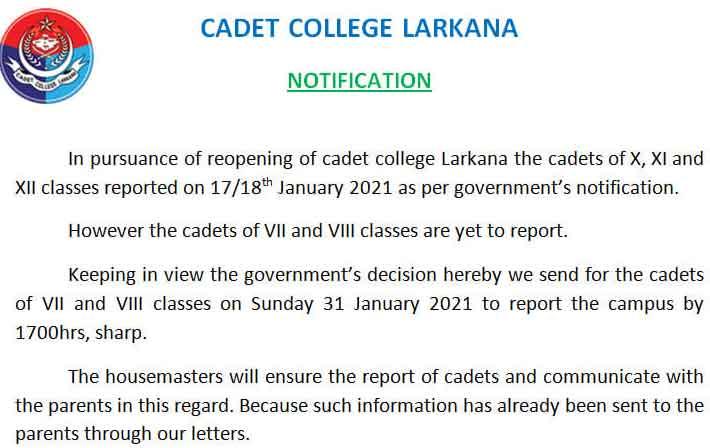 Cadet-College-Larkana-Admission-2021