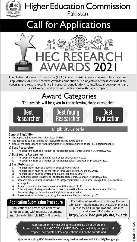 HEC-Research-Awards-Program-2021