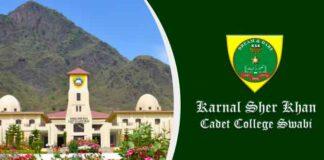 Karnal-Sher-Khan-Cadet-College-Swabi-Admission-2021