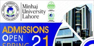 Minhaj-University-Admission-2021
