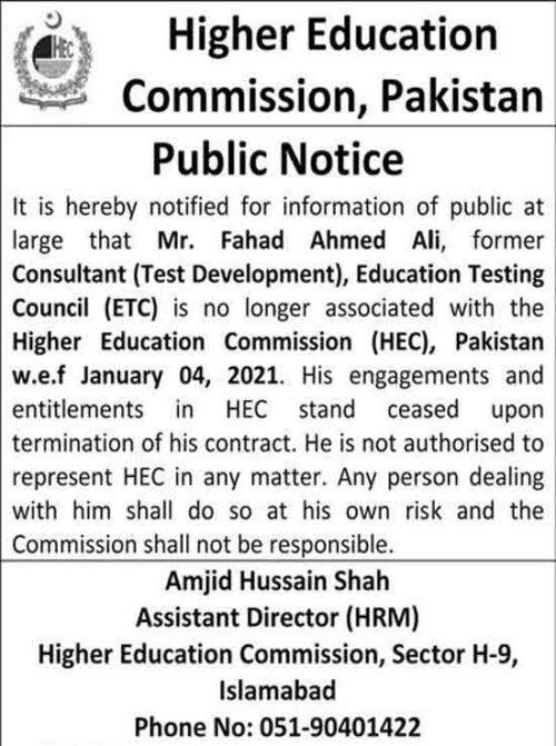ETC-Test-System-Consultant-Fahad-Ahmad-Ali