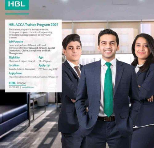 HBL-Bank-ACCA-Trainee-Program-2021