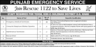 Punjab-Rescue-1122-Jobs-2021