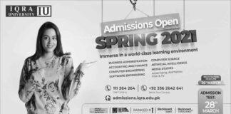 Iqra-University-Karachi-Fee-Structure-2021